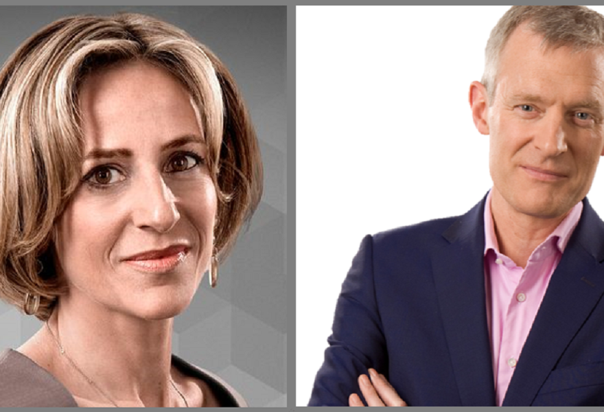 US Presidential Election on the BBC with Emily Maitlis and Jeremy
